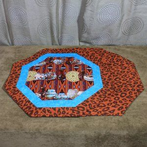 Hand-Crafted Centerpiece Holder/Table Protector